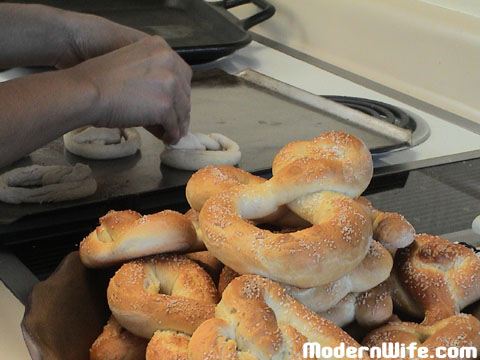 Pretzel Recipe for Breadmaker